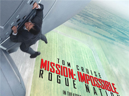 Mission impossible pic