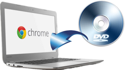 Play DVD on Chromebook