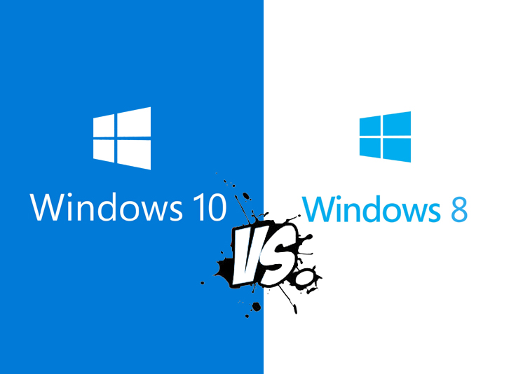 New Features and Improvements in Windows 10 Compare to Windows 8