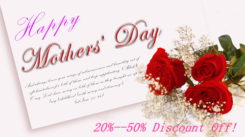 Enjoy Pavtube 20% - 50% Discount off and Giveaway on 2015 Mother's Day