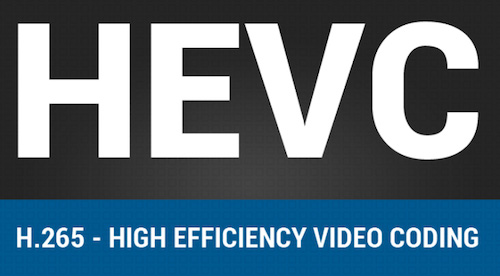 Encode video to H.265 MP4 Mac