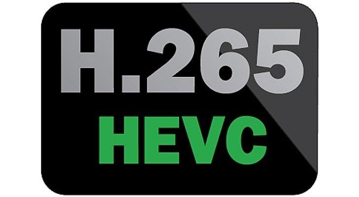 Decode H.265 videos Mac