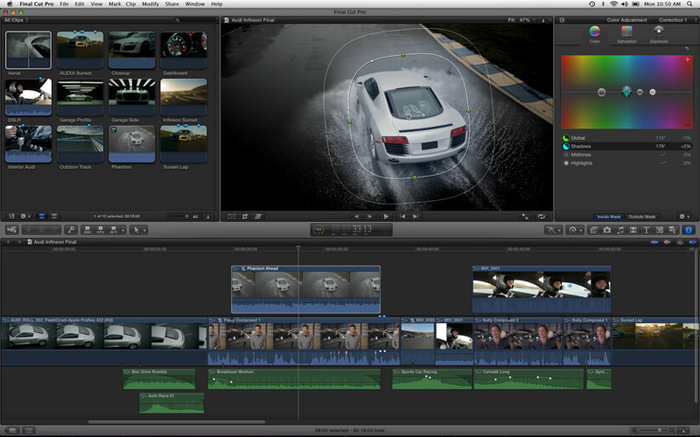10 Must-have Tips to Optimize iPhone 6 footage for Final Cut Pro X Editors