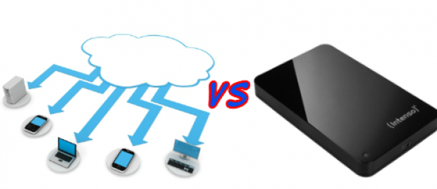 PC VS Cloud Storage