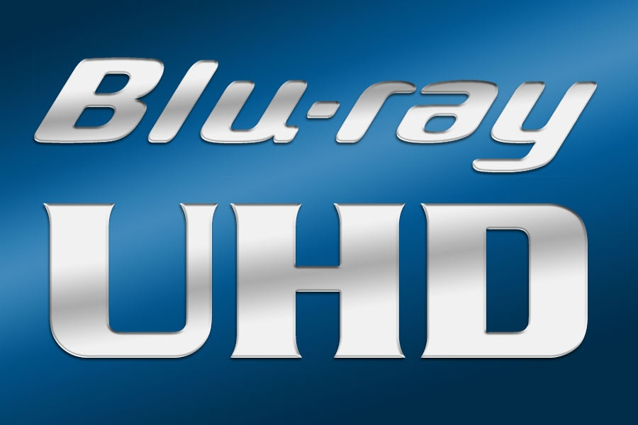 Ultra HD 4K Blu-ray Disc Headed to Home Theater