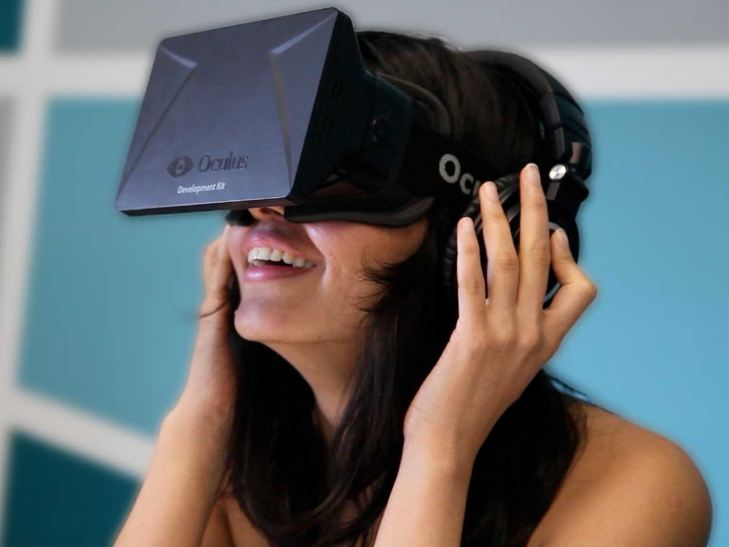Watch movies on Oculus Rift DK2
