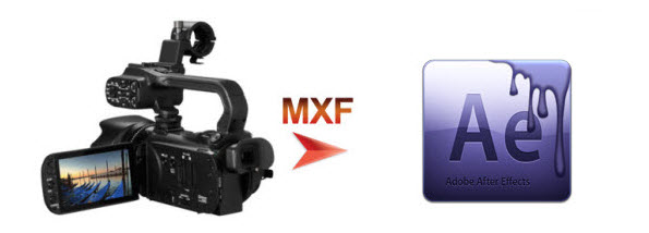 Import Canon XF100 MXF to Premiere Pro