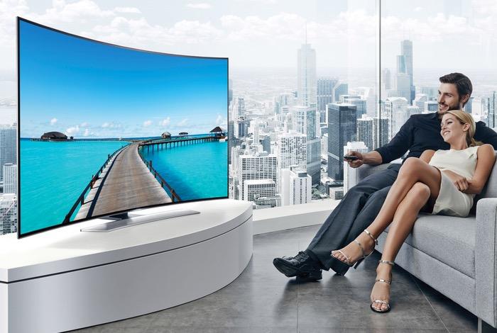 Play camera videos on 4K smart TV