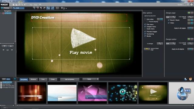 Magix Video Pro - фото 5