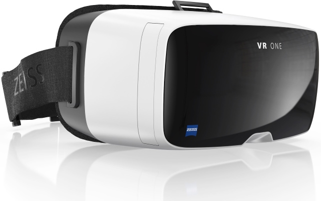 Virtual Reality Experience on Zeiss VR One with iPhone 6 and Galaxy S5