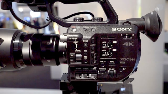 Sony PXW-FS5 to iMovie FCE FCP