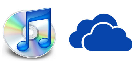 Upload iTunes to Google Drive