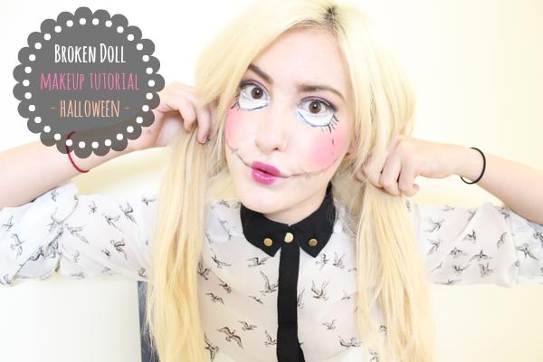 Play Halloween makeup video
