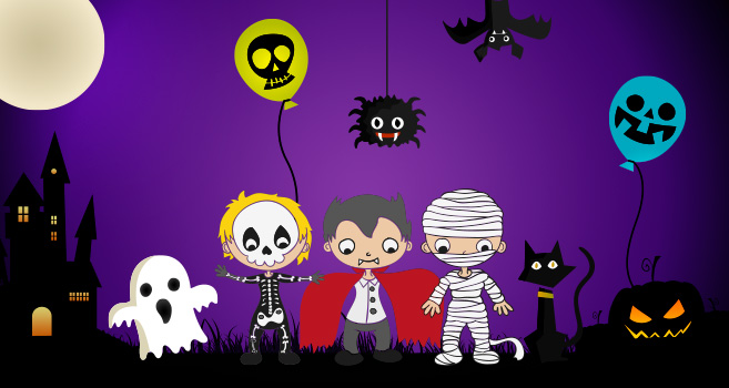 Top 10 Halloween Movies for Kids to Watch on Smartphone and Tablets