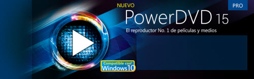 PowerDVD 15 Pro