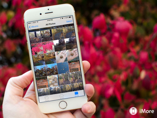 Recover iPhone 6S/6S Plus Deleted Photos