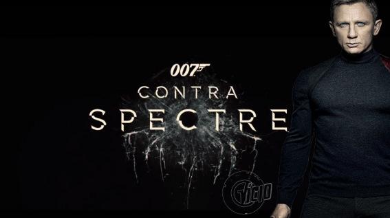 Spectre 2015 Bond24 007
