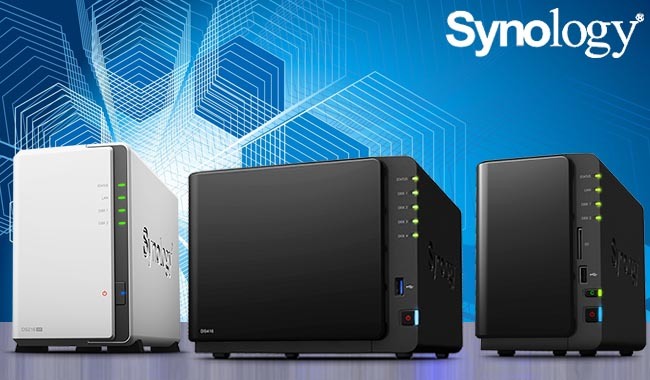 Synology DS416 DS216play DS216se