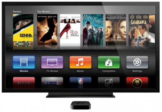 Apple TV Video Playback