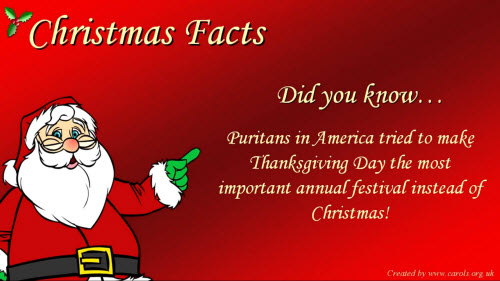 Introduction of Interesting Christmas Facts Like Christmas Tree, Stockings, Santa