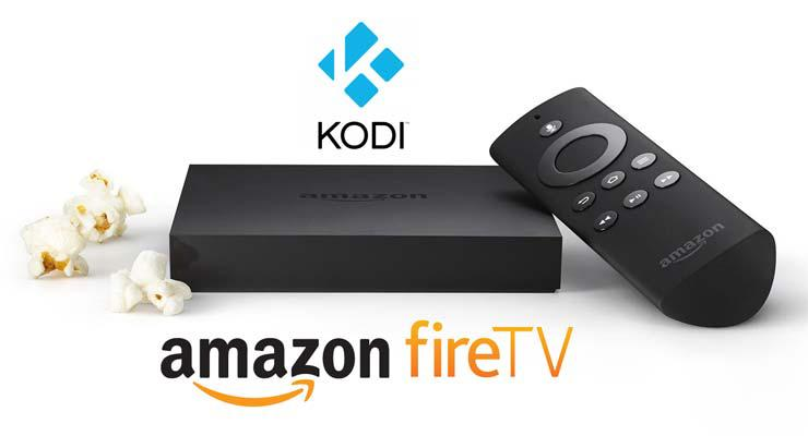 Install Kodi on Amazon Fire TV