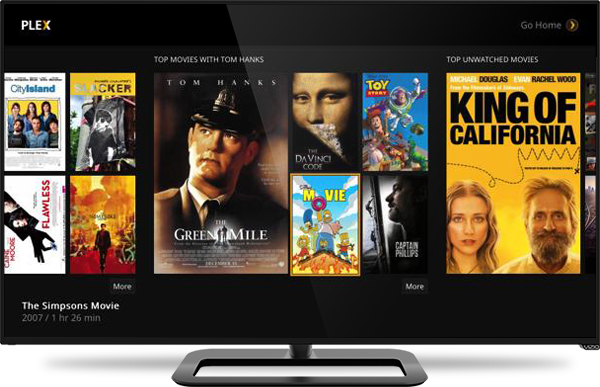 Plex supported smart tv televisions