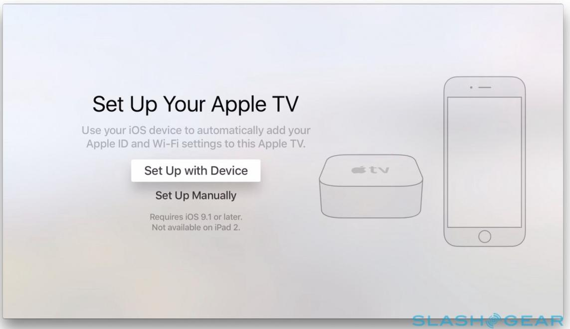 How to Set up 2015 4th Generation Apple TV?