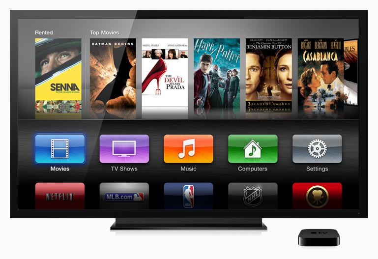 Stream and play Netflix on Apple TV