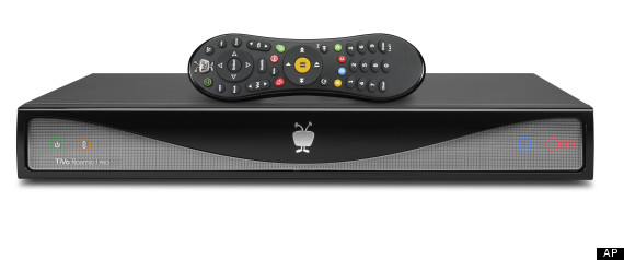 Stream Tivo to Chromecast