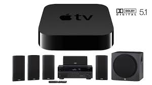 How to Connect Apple TV to 5.1 Surround Sound System?