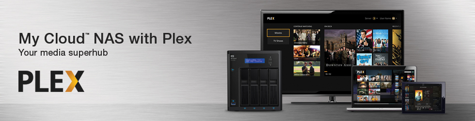 Plex on WD My Cloud NAS