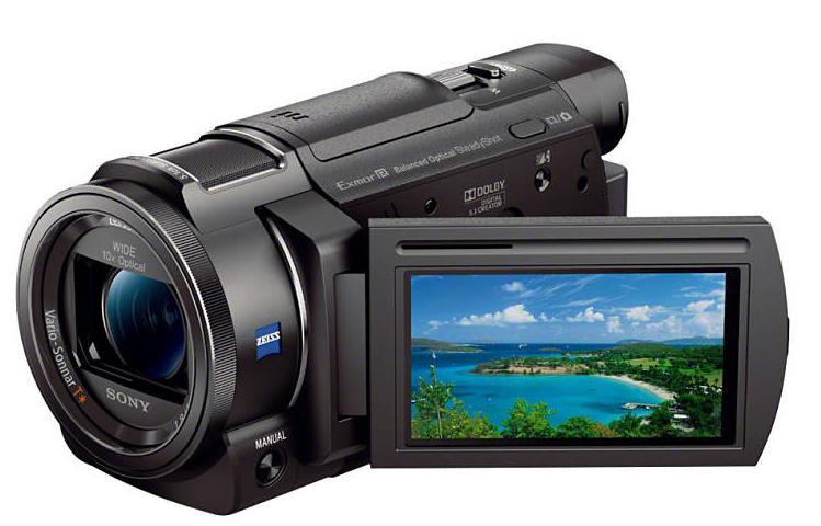 Sony FDR-AX35