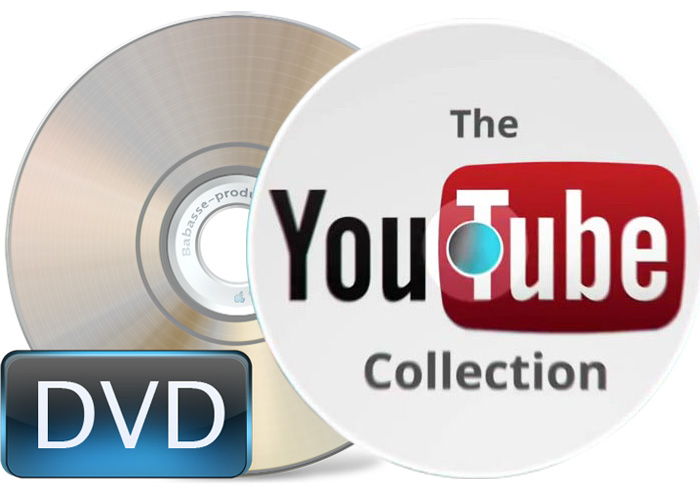 Upload HD DVD to YouTube