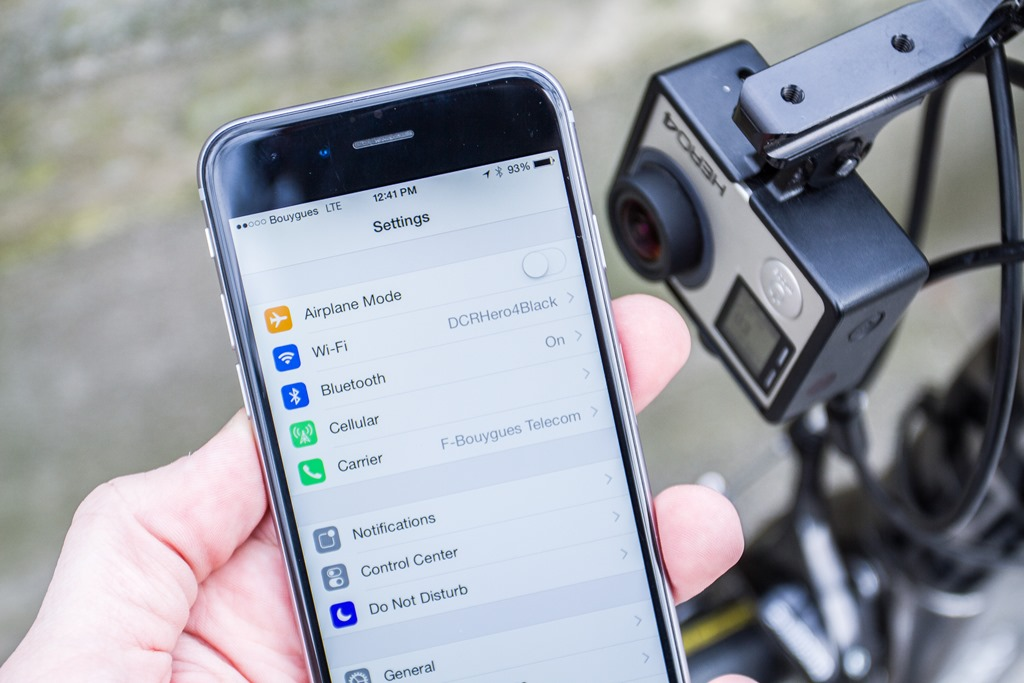 Watch GoPro videos on Android