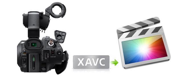 Import 4K XAVC/XAVC S to FCP 7/X