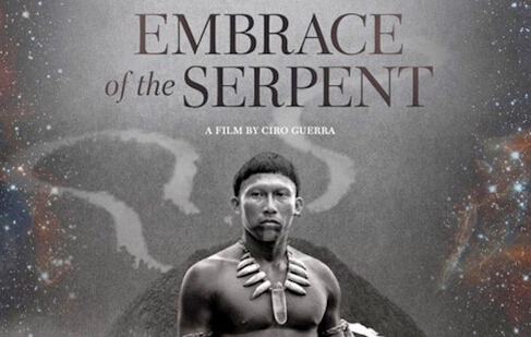 Extract Spanish from Embrace Of The Serpent Blu-ray disc