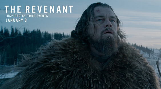 Backup Disc-based The Revenant to Plex