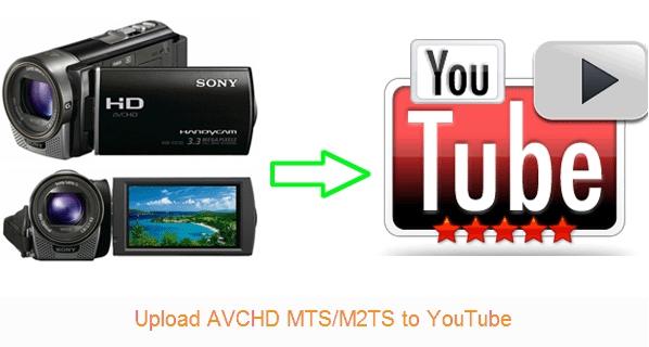 Convert AVCHD to YouTube best uploading format