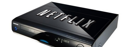how to connect netflix to flat screen tv