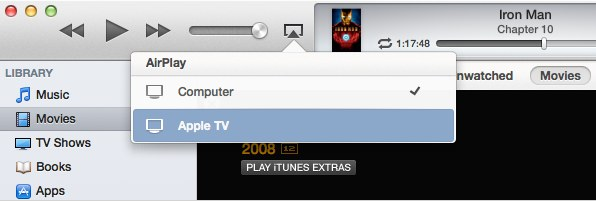 how to delete tv shows from itunes on mac
