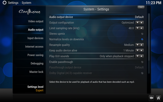kodi-audio-setting