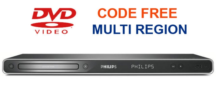 Play DVD on DVD player without region code
