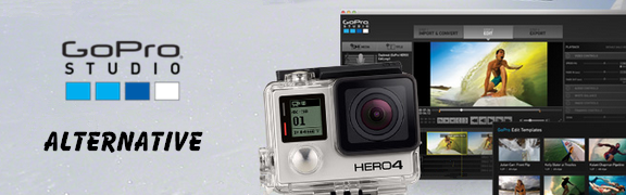 gopro studio alternative