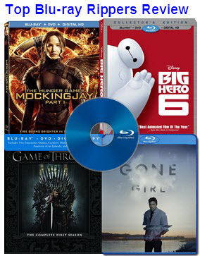 Top 5 Blu-ray Rippers