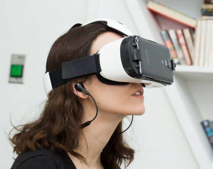 Watch 3D movie on VR Headsets
