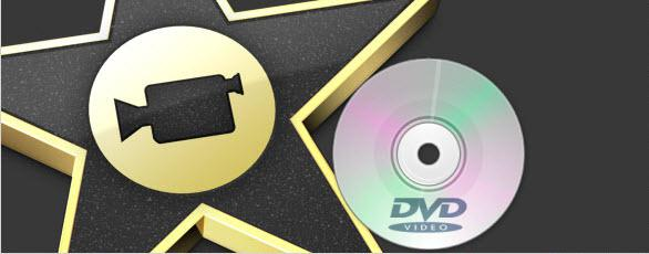Import DVD to iMovie