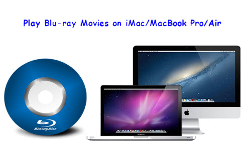 play Blu-ray on imac macbook pro air