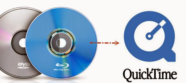 Play Blu-ray movies on QuickTime