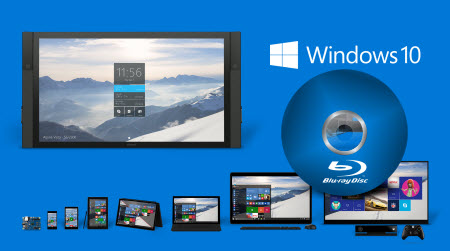 Play Blu-ray on Windows 10