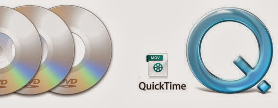 Play DVD on QuickTime Mac